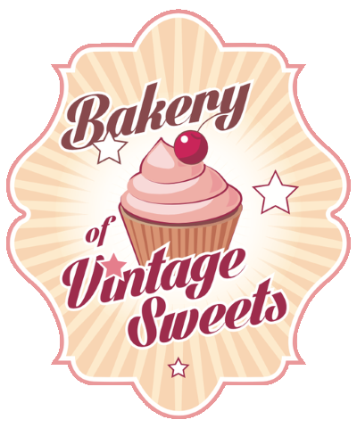 Logo von Bakery of Vintage Sweets, Torten & Candytable Ludwigsburg