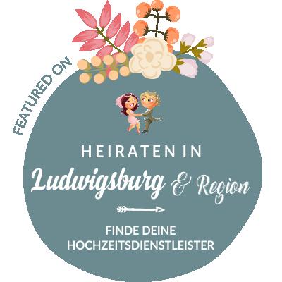 Featured auf Hochzeit & Heiraten in Ludwigsburg, Baden-Württemberg